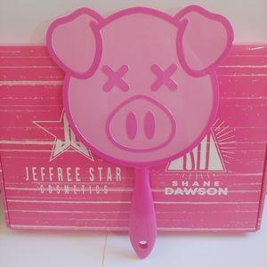 Jeffree Star X Shane Dawson Pink Pig Hand Mirror